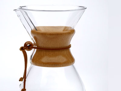 Chemex 8 Cup Filter Drip Coffee Maker
